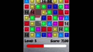 Puzzle Master JavaScript mobile game