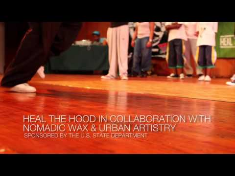 Arts Exchange: South Africa & USA (Dance workshops with House)