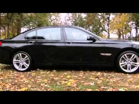 Preowned 2011 BMW 750Li Blk M Sport Pkg Luxury Seating F