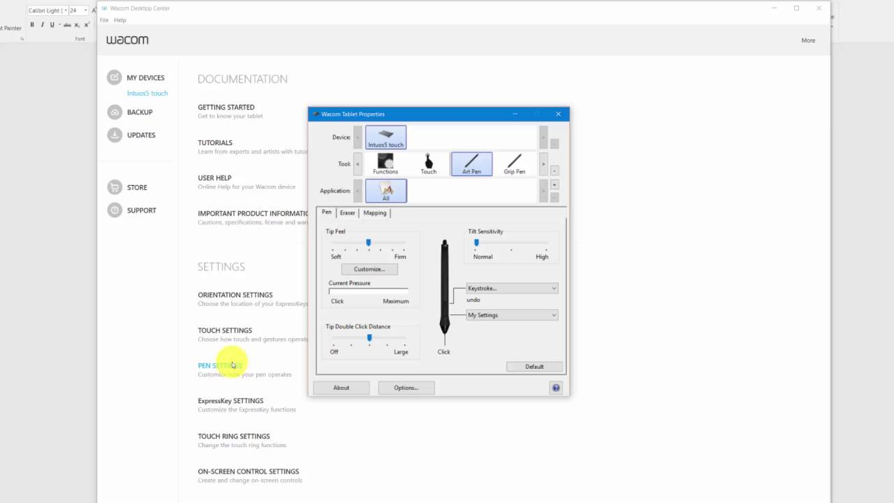 All about Installing, Uninstalling, and Deciding Which Wacom