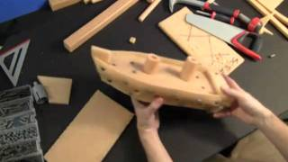 Real Construction How2 Deluxe Workshop Pirate Ship