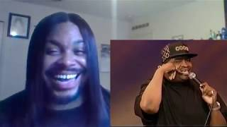 """Baby Dyce Reacts to - Patrice O'Neal """"The Nasty Show"""" Part 2"""