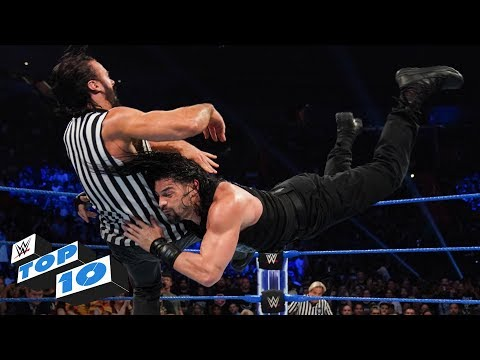 Top 10 SmackDown LIVE moments: WWE Top 10, July 23, 2019
