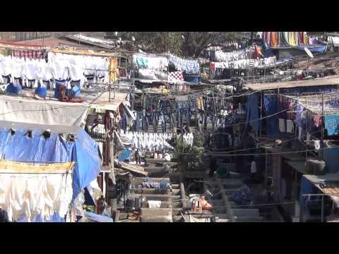 India - Mumbai - DHOBI GHAT