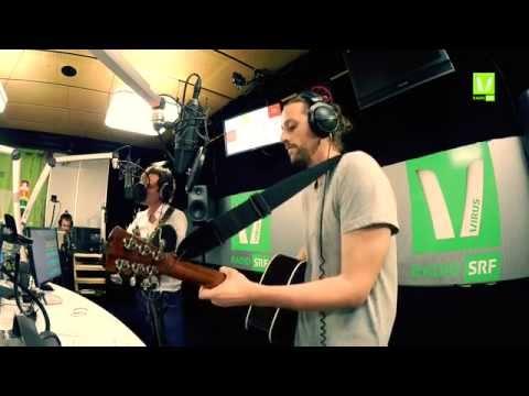 Huck Finn «Tranquilizer» - Live bei SRF Virus