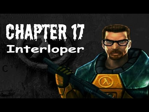Half-Life (100%) Walkthrough (Chapter 17: Interloper)