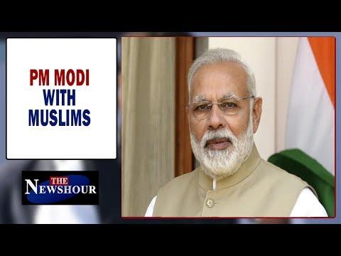 PM Modi's mega Muslim outreach begins, Acche din for minority? | The Newshour Debate (11th June)