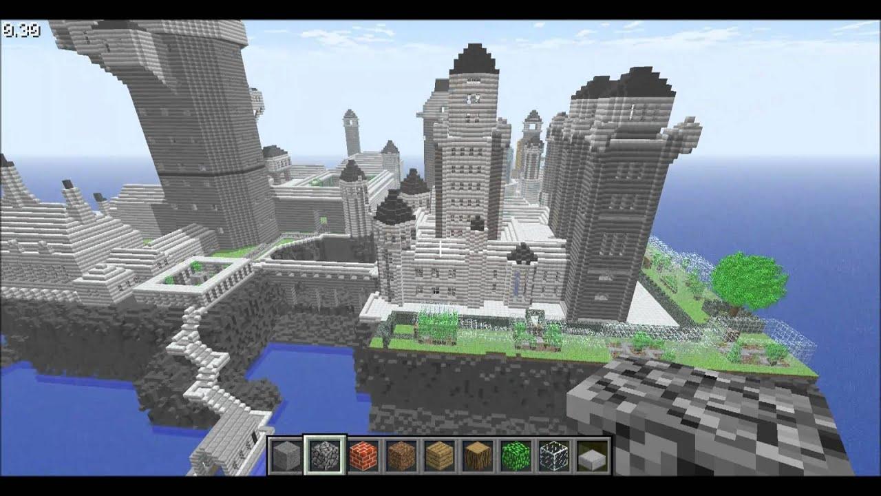 Watch on Minecraft Castle Blueprints