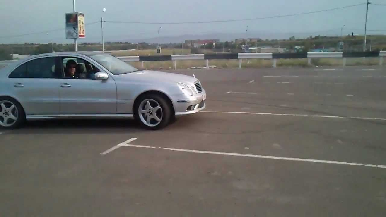 Mercedes Benz Club Georgia - YouTube