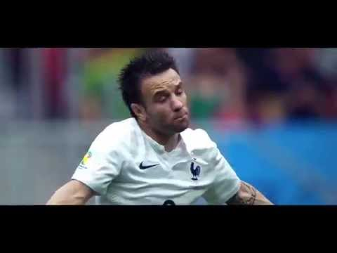 BBC FIFA World Cup 2014 France vs Nigeria montage