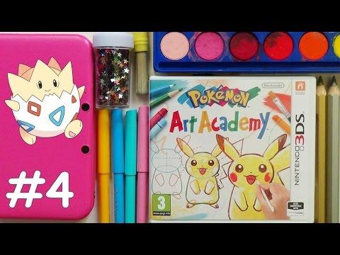 Pokemon Art Academy #4 - TOGEPI  ٩(。◕‿◕。)۶