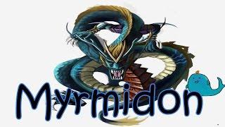[HON whale] - EP.70 Myrmidon เก็บรวมรวมดราก้อนบอลได้ครบ 7 ลูกแล้วหรือ.. ?