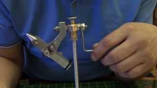 як зробити верстат для в'язання мушок