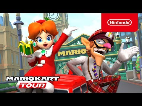 Mario Kart Tour - London Tour Trailer