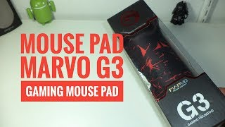 Mouse Pad Marvo G3 Gaming Mouse Pad