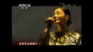 Faye Wong @ Teresa Teng Memorial Concert 2013 追梦邓丽君纪念演唱会-王菲剪辑