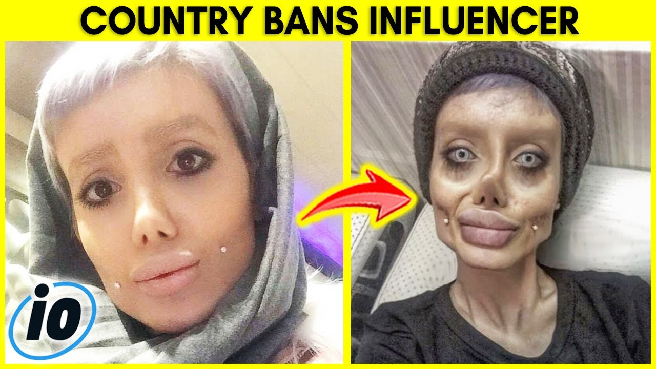 Top 10 Influencers Who Were Banned From A Country