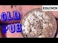 METAL DETECTING old PUB w/MINELAB EQUINOX + GOLD NUGGET BONUS!!