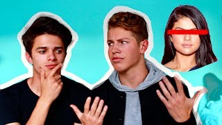 CELEBRITY CRUSH!? Best Friend Tag w/ Brent Rivera!