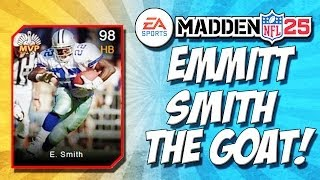 Madden 25 ultimate team - thanksgiving packs! - new elites!  - emmith smith rant - mut 25