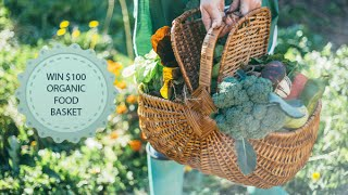 Organic Health Food Basket Contest