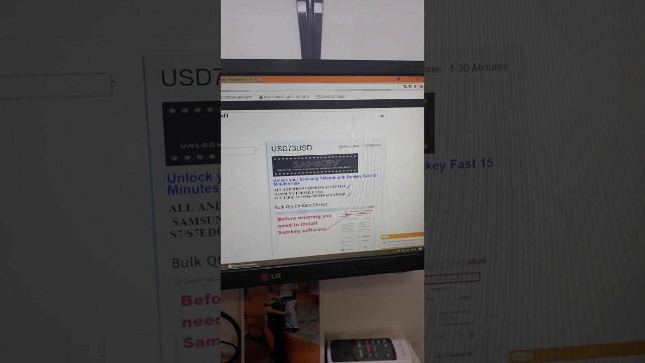 EXPLICANDO COMO COMPRAR CRÉDITOS DE SAMKEY Y Z3X