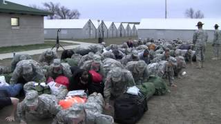 Vikings and Minnesota National Guard - Guard the Field