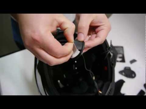 Installation Guide for Interphone F5S Stereo Bluetooth Intercom - The Helmet Man