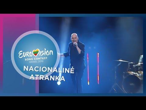 """""""Glossarium"""" -  """"Anyone"""" - Nacionalinė Eurovizijos atranka"""
