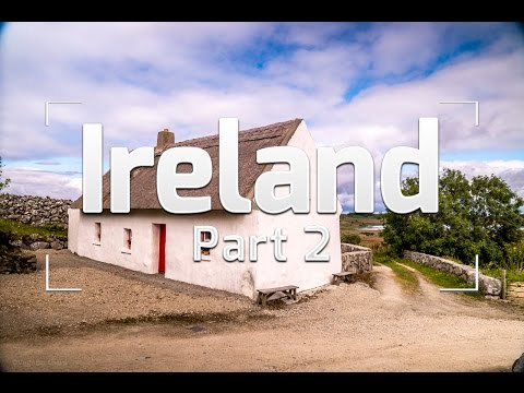 GALWAY IRELAND - GAELIC TRADITIONS & CUSTOMS