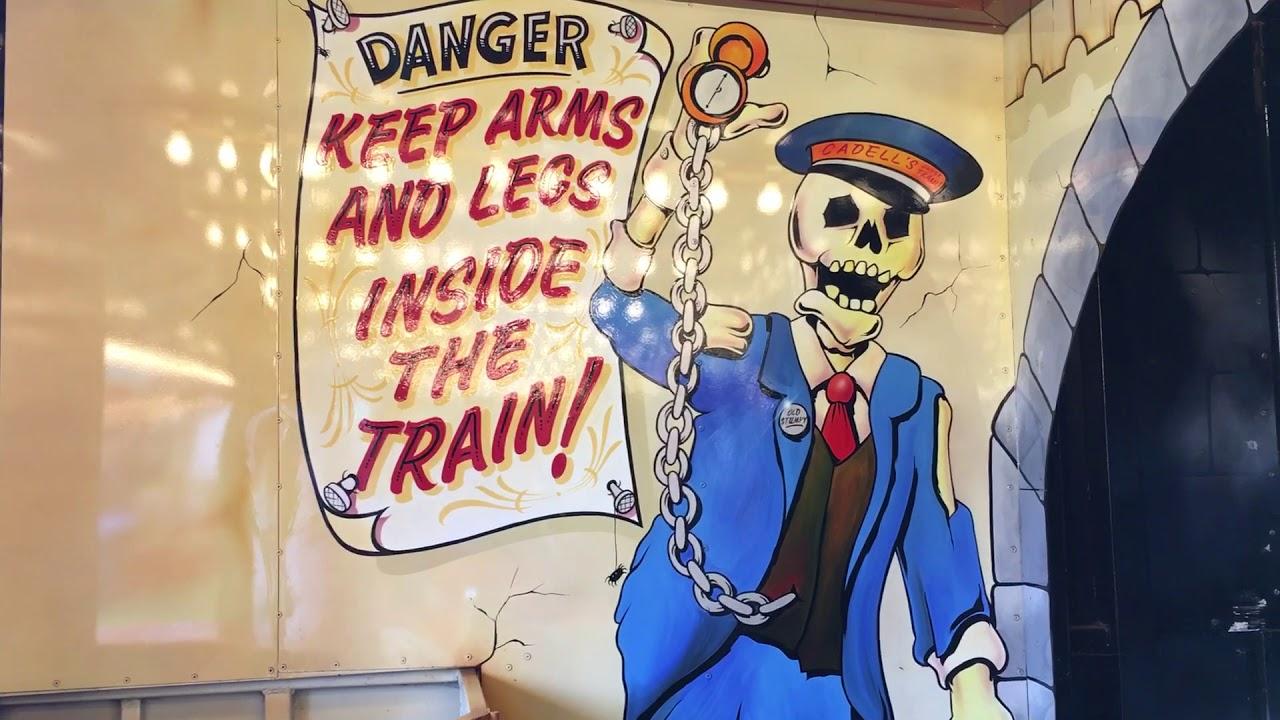 Ghost Train Pov Carters Steam Fair Englefield Green Youtube