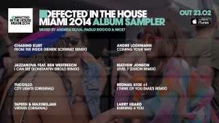 Defected In The House Miami 2014 - Album Sampler