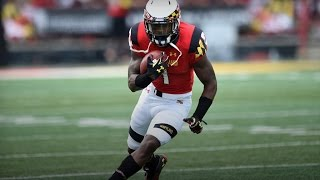 Stefon Diggs College Highlights | Maryland Wide Receiver | HD