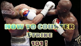 How to Counter Strike! (EA Sports UFC3 )