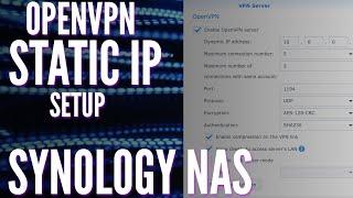 Static IP Address Setup for Op…