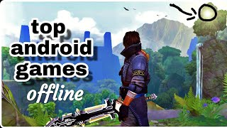 Top android games|top 5 android games offline