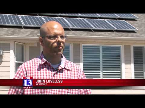 Why did Kaysville City Suspend Net-Metering?