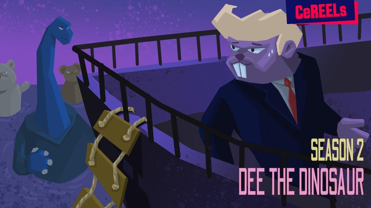 Dee the Dinosaur S2 · E5 | Titanic | CeREELs