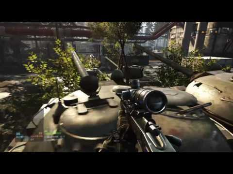 Battlefield 4 with friends sniper only