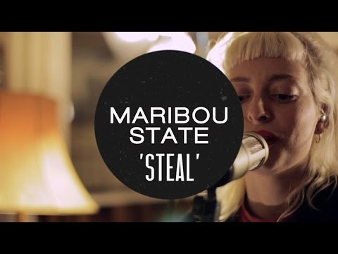 Maribou State - Steal feat. Holly Walker (Last.fm Lightship95 Series)