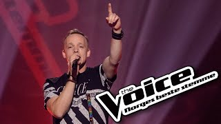 Frode Vassel | Into The Unknown (Panic! At the Disco) | Blind audition | The Voice Norway | S06