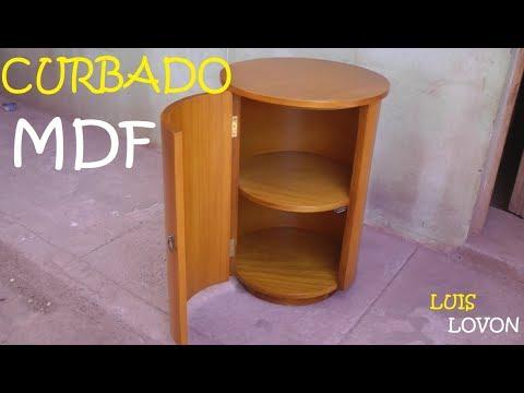 COMO CURVAR MDF DOBLAR (Resumen) - Luis Lovon