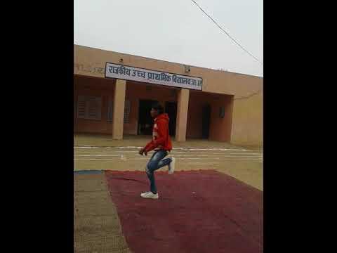 Bhadaua wali dhani sri ganganager boy dance on zindabad rehn bilo Yaariyan