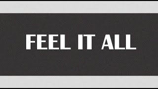Tokio Hotel - Feel It All Lyrics (FIA)