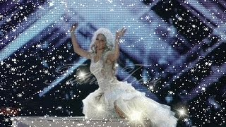 Gloria Trevi - Como nace el universo - Karaoke