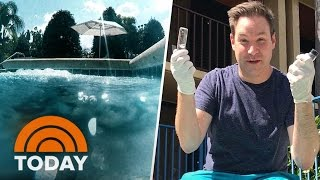 Pee In Public Pools: Jeff Rossen Reveals The Dirty Truth | TODAY thumbnail
