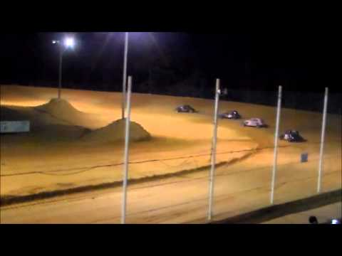 Southern Vintage Racing Association Heat Races at NWFLS