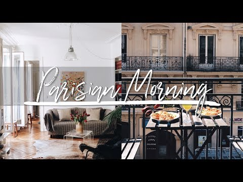 Paris Vlog 2017 🇫🇷 Grocery Haul, French Breakfast, Paris Apartment 파리 여행 브이로그 / 파리에서 장보기 / 에어비앤비
