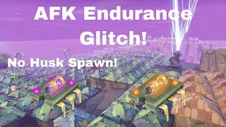 New Endurance Glitch! NO HUSK SPAWN! Fortnite Save The World