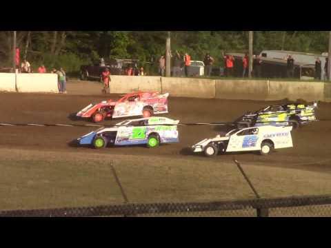 Eriez Speedway Emod Heat Races 7-30-17